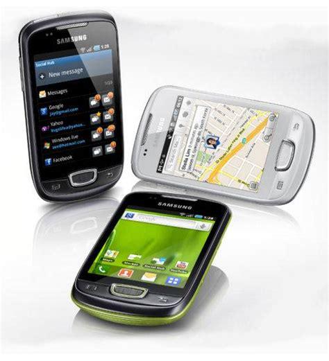 Samsung Mini Mobile by Samsung Galaxy Mini Mobile Phone Price In India