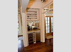 Sumptuous under cabinet wine glass rack Innovative Designs