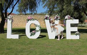 top 10 decorations from etsy red barn events With marquee letter rental dallas