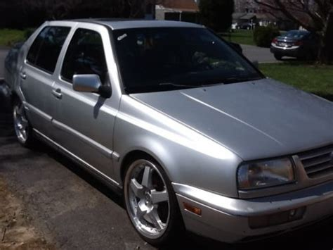 Buy Used 1998 Vw Jetta Wolfsburg Edition In Easton