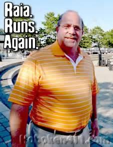 Frank Raia also wants to be Mayor