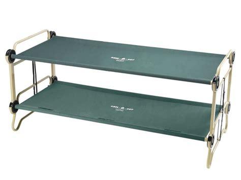 Disc O Bed O Bunk by 急な来客にも対応できる 絶対役立つ簡易ベッド13選