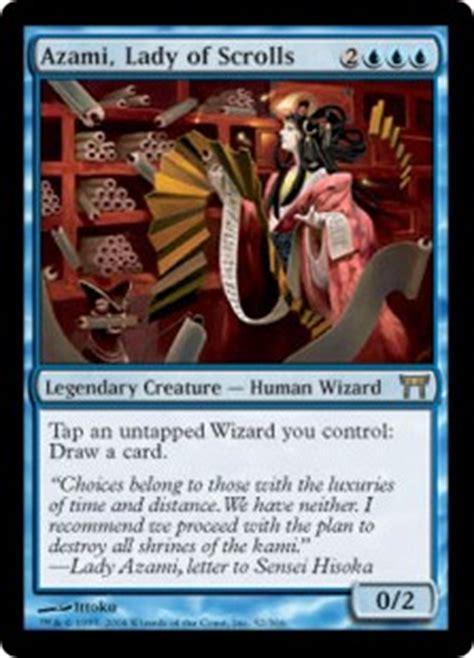 azami lady of broken card advantage multiplayer