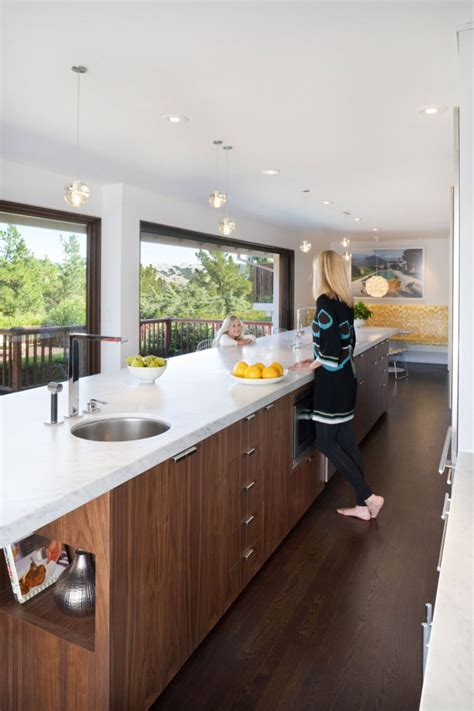 remodeled kitchen  breezy interiors light   moraga