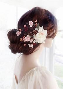 Rustic Wedding Flower Hair Piece Rustic Wedding Flower