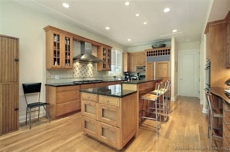 17+ Charming Kitchen Ideas Light Wood Cabinets