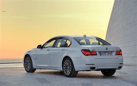 Bmw 7 Series 2013 Widescreen Exotic Car Wallpapers #02 Of