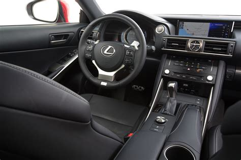lexus es interior 2017 2017 lexus is 200t first test review not a numbers car