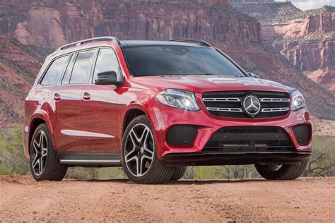 Review Mercedes Gls Class by 2018 Mercedes Gls Class Suv Review Trims Specs And