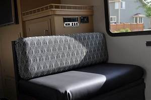 15 tips for the most common diy rv renovations for Recover rv furniture