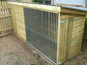 Wooden kennels ettiley dog kennel kennelstore for Wooden dog kennels for sale