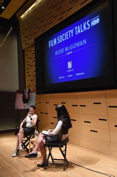 Rose McGowan, Violet Lucca - Rose McGowan Photos - Guests ...