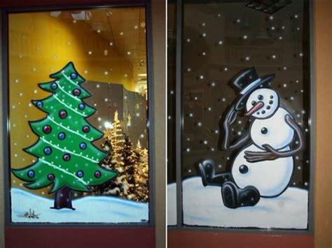 Fensterdeko Weihnachten Malen by Fensterdeko Zu Weihnachten 104 Neue Ideen Archzine Net
