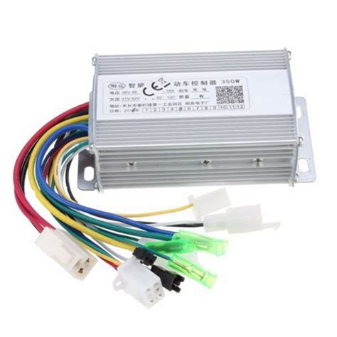 aliexpress com buy 350w 36v 48v waterproof design brush speed motor controller for electric