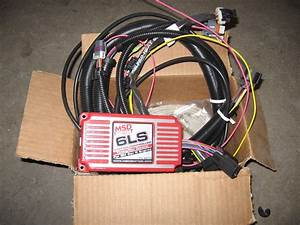 Msd 6ls Box With Brackets