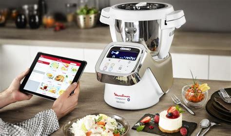 recette cuisine companion moulinex connecté i companion hf900110