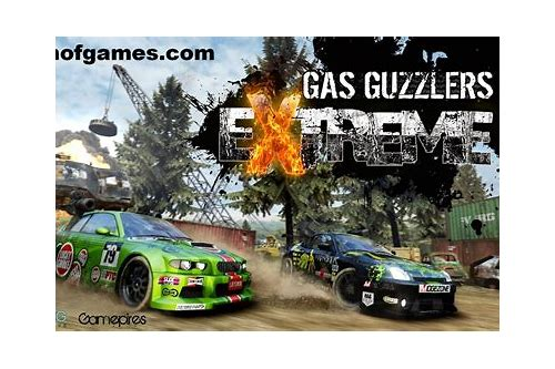 gas guzzlers download full