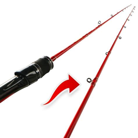 malaysia jigging rod grouper hunter carbon solid