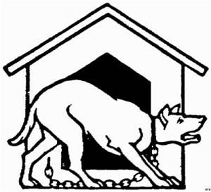 Hund Im Haus : hund mit kette im haus ausmalbild malvorlage tiere ~ Lizthompson.info Haus und Dekorationen