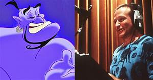 Watch Robin Williams in Never-Before-Seen Aladdin Outtakes