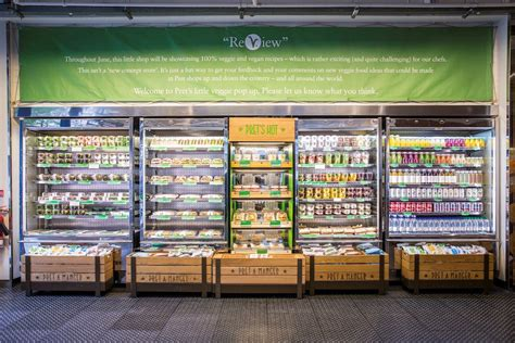 Veggie Pret in Soho is being made permanent - Business Insider