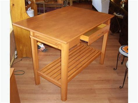 counter height kitchen island table counter height kitchen island butcher block dropleaf table with drawer chemainus cowichan