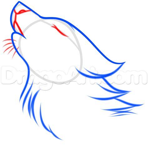 draw  wolf spirit step  step forest animals