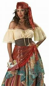 How to Make a Traditional Gypsy Dress | Beautiful, Costume ...