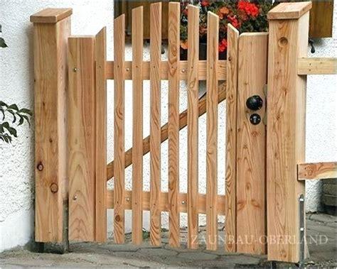 Obi Gartentor Holz by Gartenturen Holz Gartentor Holz Obi Gartenturen Holz