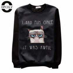 pusheen the cat hoodie opcolv fashion harajuku style 3d sweatshirts