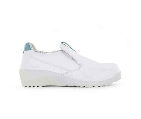 chaussures de cuisine chaussure de securite cuisine femme blanc nordways