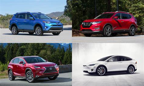 Most Fuelefficient Suvs Of 2017  » Autonxt