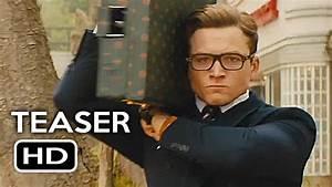 Kingsman 2: The Golden Circle Teaser Trailer #1 (2017 ...