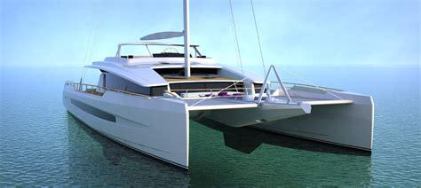 Catamaran Sailboat by Long Island 100 Catamaran Jfa Yachts
