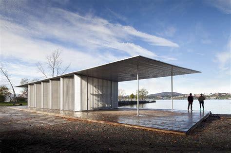 Hudson River Education Center And Pavilion Architecture