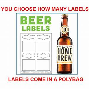 product reviews blank beer labels high gloss water With blank beer labels