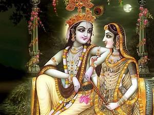 Shree Krishna Radha Krishna HD Wallpapers