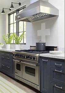 How to create grey walls kitchen interior design for Kitchen colors with white cabinets with steve mcqueen wall art