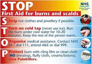 Patient Resources – Care of Burns in Scotland