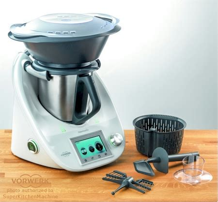 Thermomix TM5 is a culinary game changer for the digital age