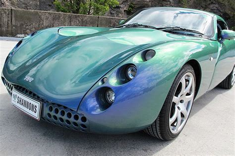 sold tvr tuscan mk targa convertible auctions lot