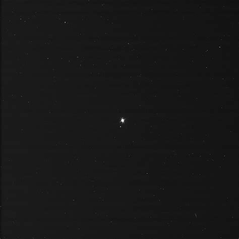 Earth Moon Image Cassini From Saturn The Virtual