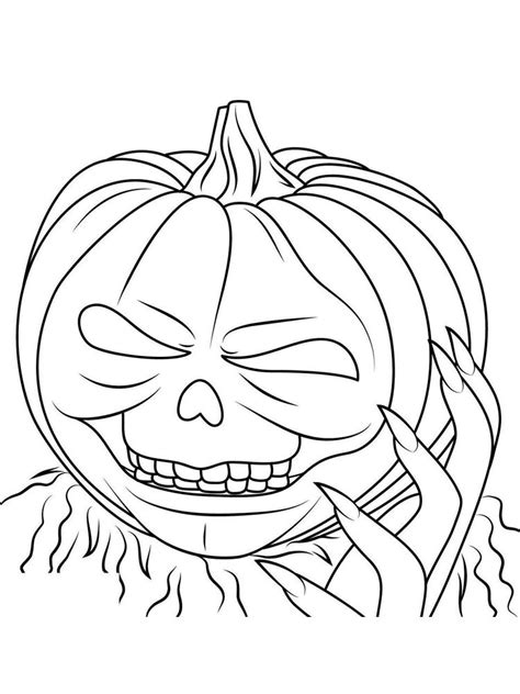Goosebumps - Free Coloring Pages