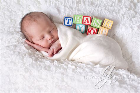 newborn   card idea wwwgracekellyphotographycom