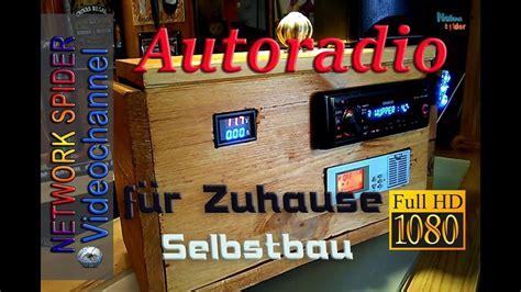 Steinofen Für Zuhause by Autoradio F 252 R Zuhause Ein Selbstbau Aus Elektroschrott