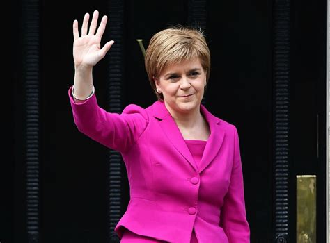 Nicola Sturgeon: How a solicitor from Ayrshire became one ...