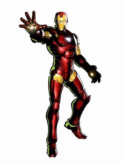 Iron Marvel Superheroes Clipart Vs Hulk Ironman