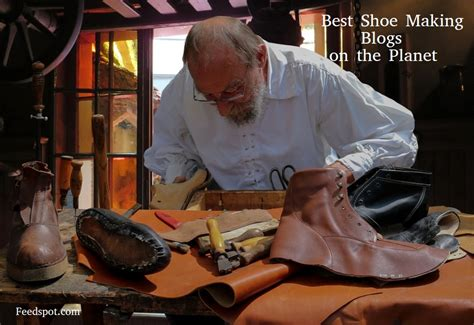 top  shoe making blogs  websites  shoemakers