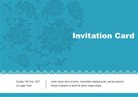 classic invitation card  classic invitation card