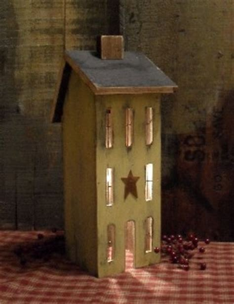 lighted country houses  primitive saltbox houses